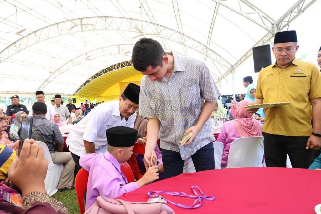 Tanggungjawab Bersama Bantu Golongan Asnaf (15)