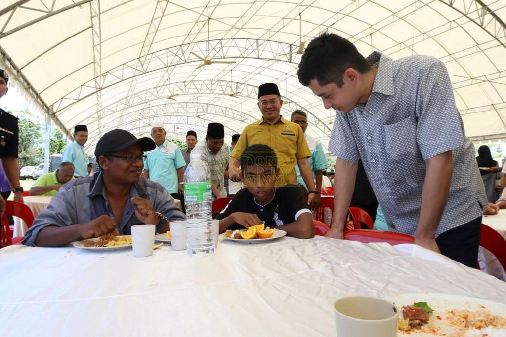Tanggungjawab Bersama Bantu Golongan Asnaf (16)