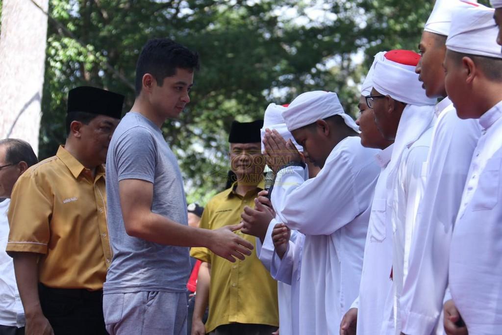 Tanggungjawab Bersama Bantu Golongan Asnaf (19)