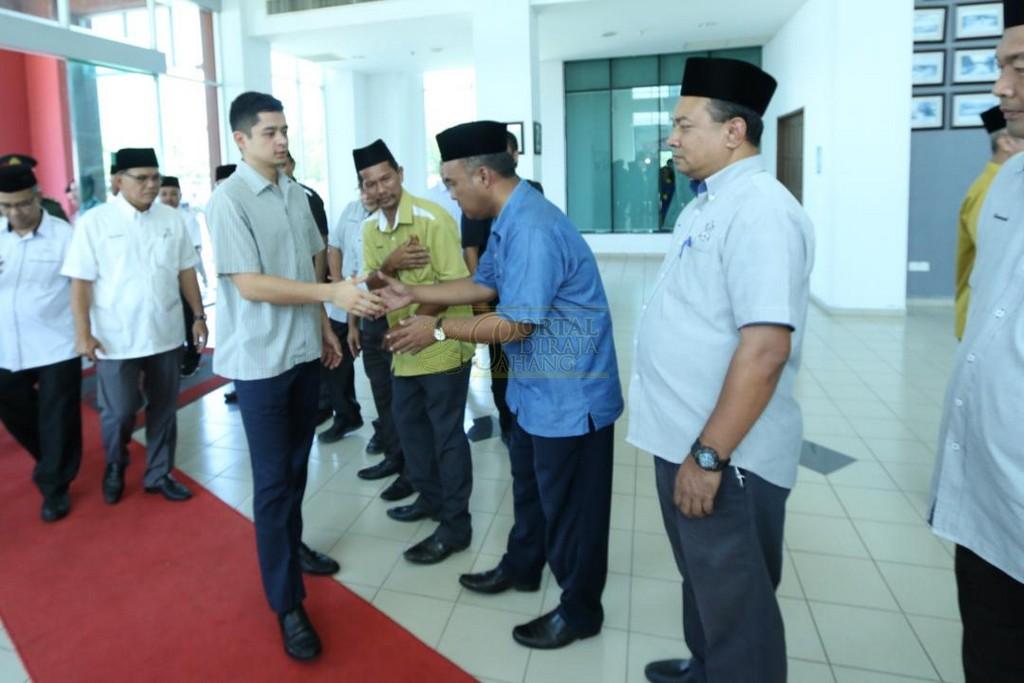 Tanggungjawab Bersama Bantu Golongan Asnaf (3)
