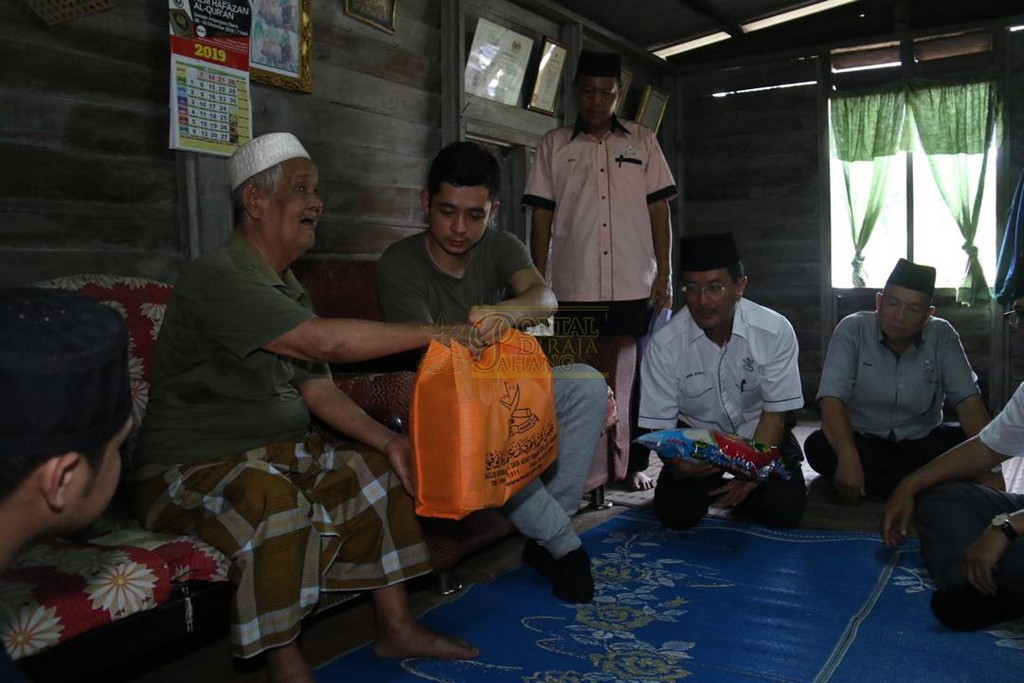 Tanggungjawab Bersama Bantu Golongan Asnaf (32)