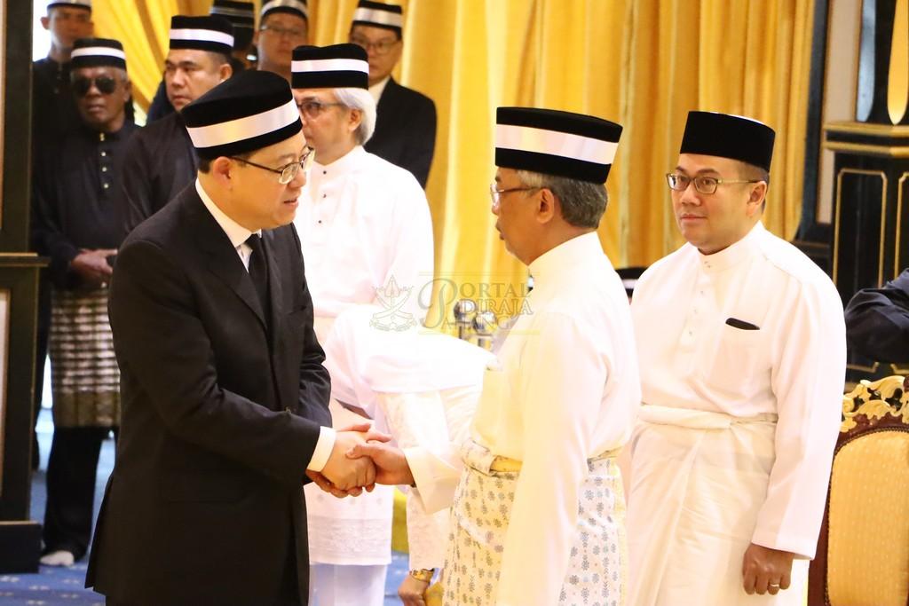 Majlis Istiadat Pemakaman KDYMM Paduka Ayahanda (12)