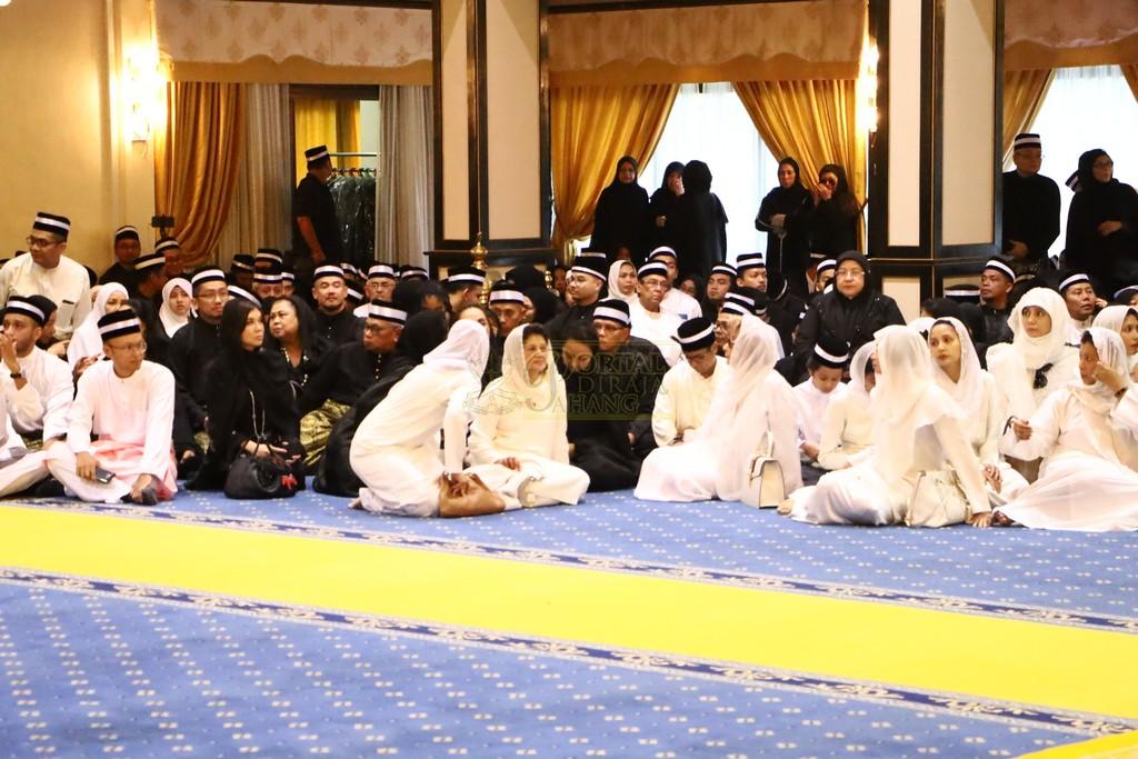 Majlis Istiadat Pemakaman KDYMM Paduka Ayahanda (13)
