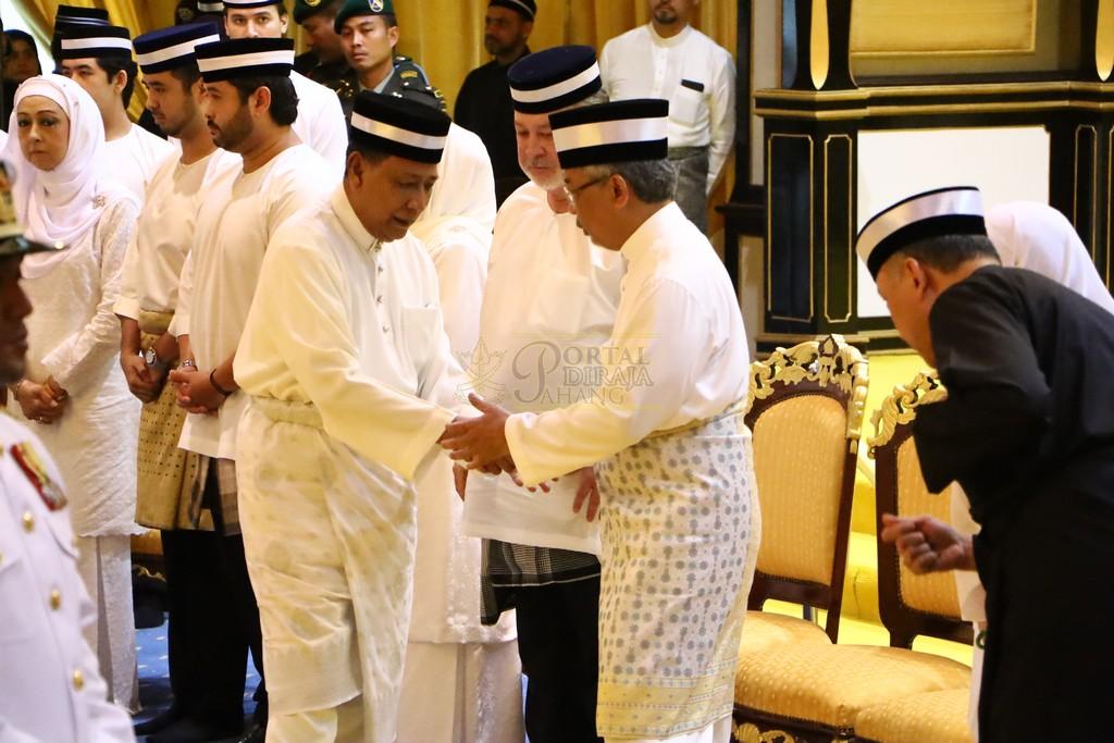 Majlis Istiadat Pemakaman KDYMM Paduka Ayahanda (14)