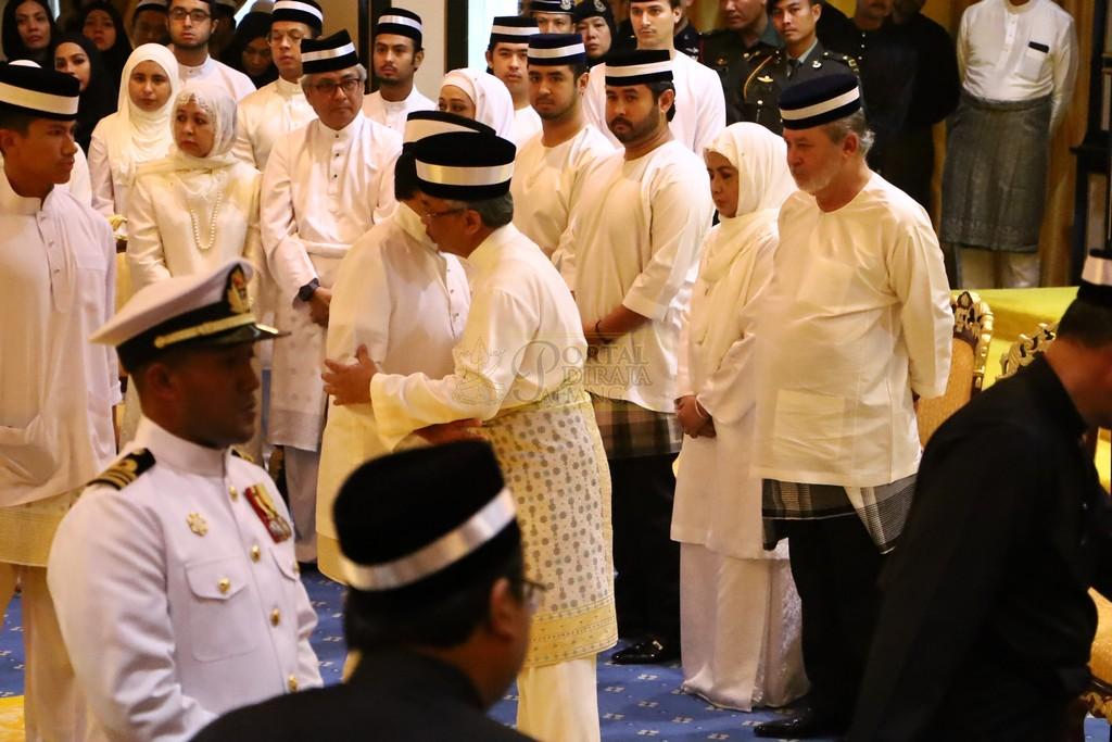 Majlis Istiadat Pemakaman KDYMM Paduka Ayahanda (16)