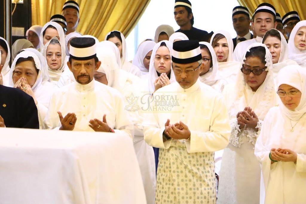 Majlis Istiadat Pemakaman KDYMM Paduka Ayahanda (18)