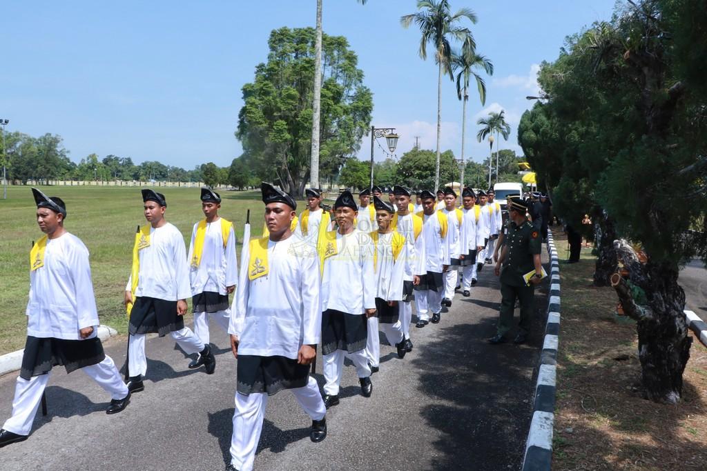 Majlis Istiadat Pemakaman KDYMM Paduka Ayahanda (27)