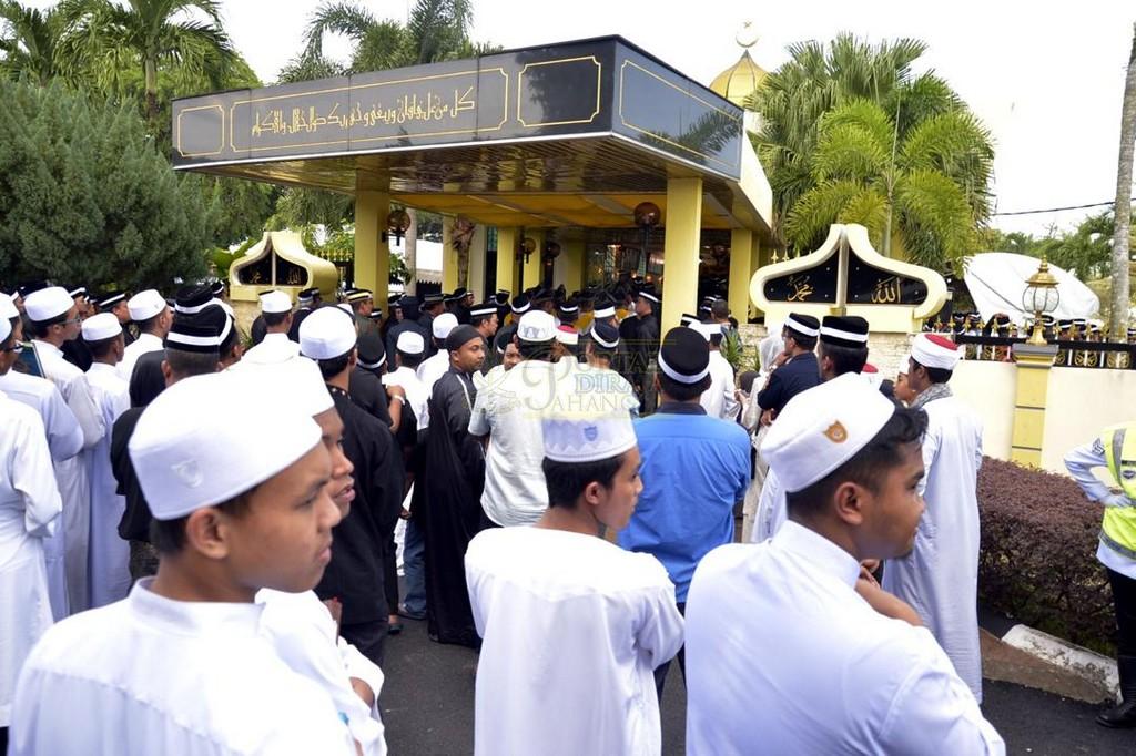 Majlis Istiadat Pemakaman KDYMM Paduka Ayahanda (36)