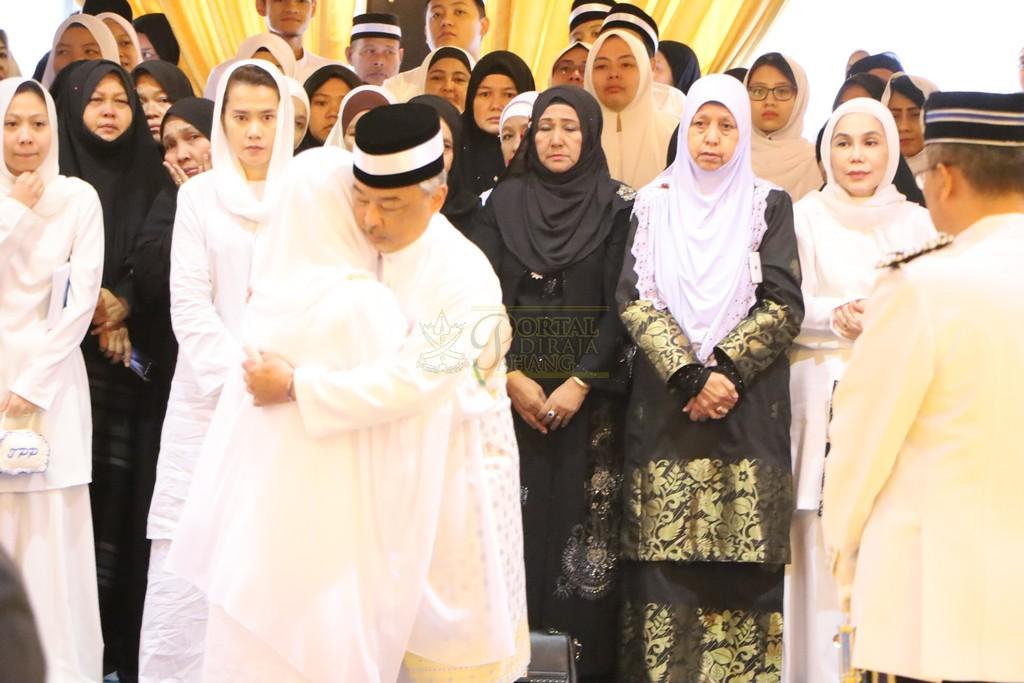 Majlis Istiadat Pemakaman KDYMM Paduka Ayahanda (7)