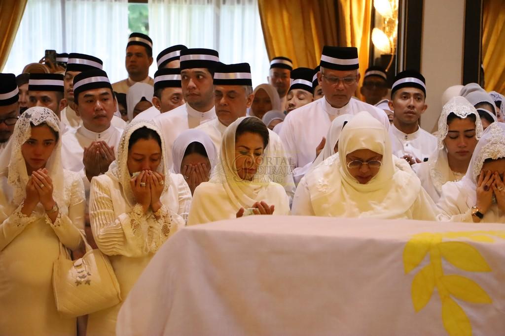 Majlis Istiadat Pemakaman KDYMM Paduka Ayahanda (9)