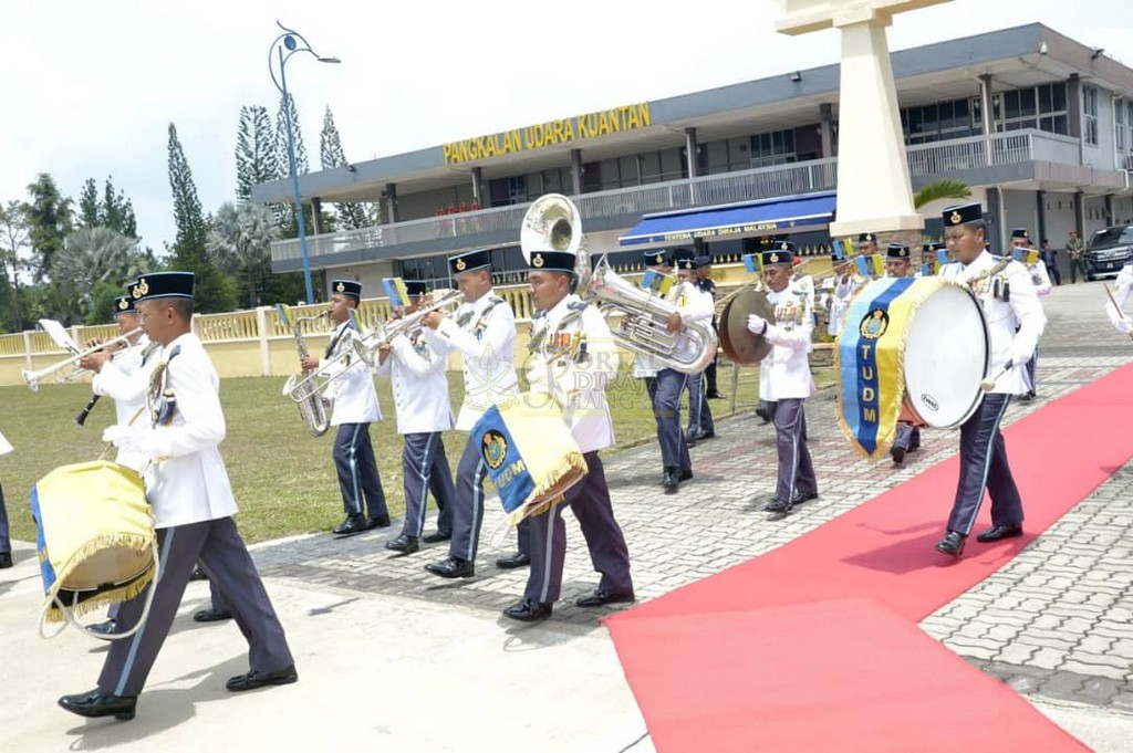 Keberangkatan Pulang Selepas Lawatan Ke Indonesia (1)