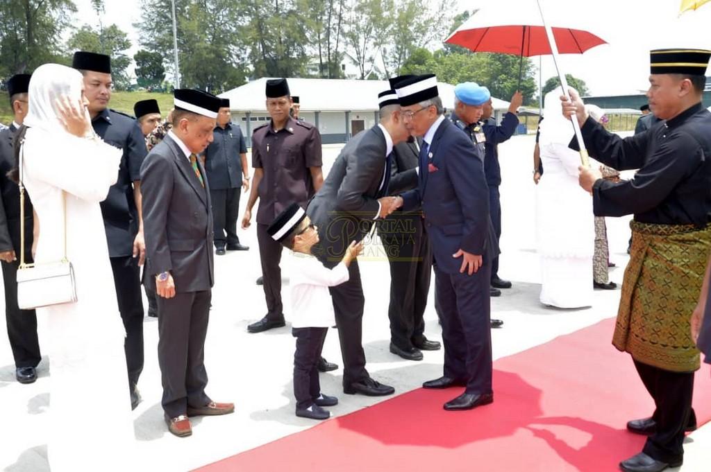Keberangkatan Pulang Selepas Lawatan Ke Indonesia (11)