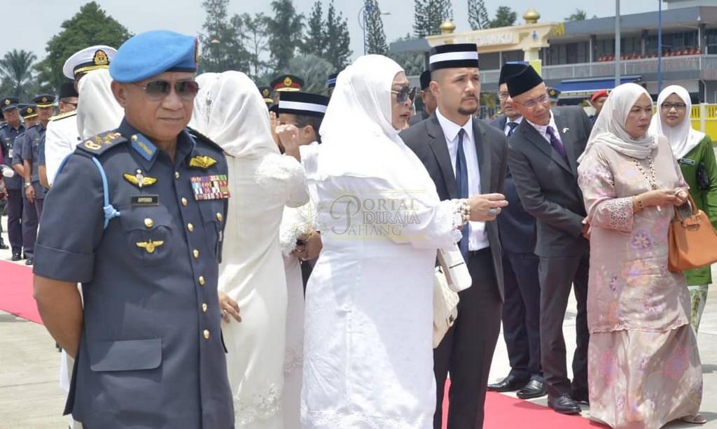 Keberangkatan Pulang Selepas Lawatan Ke Indonesia (13)