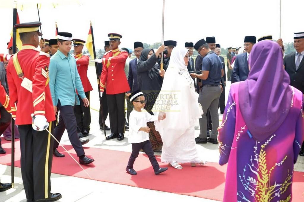 Keberangkatan Pulang Selepas Lawatan Ke Indonesia (15)