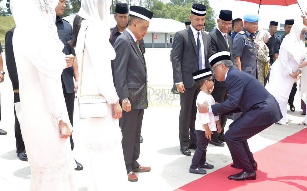 Keberangkatan Pulang Selepas Lawatan Ke Indonesia (16)