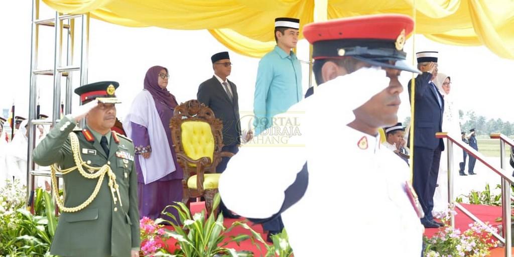 Keberangkatan Pulang Selepas Lawatan Ke Indonesia (17)