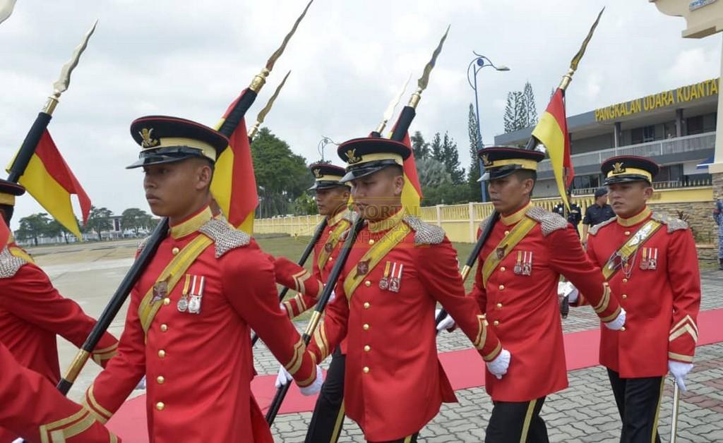 Keberangkatan Pulang Selepas Lawatan Ke Indonesia (2)