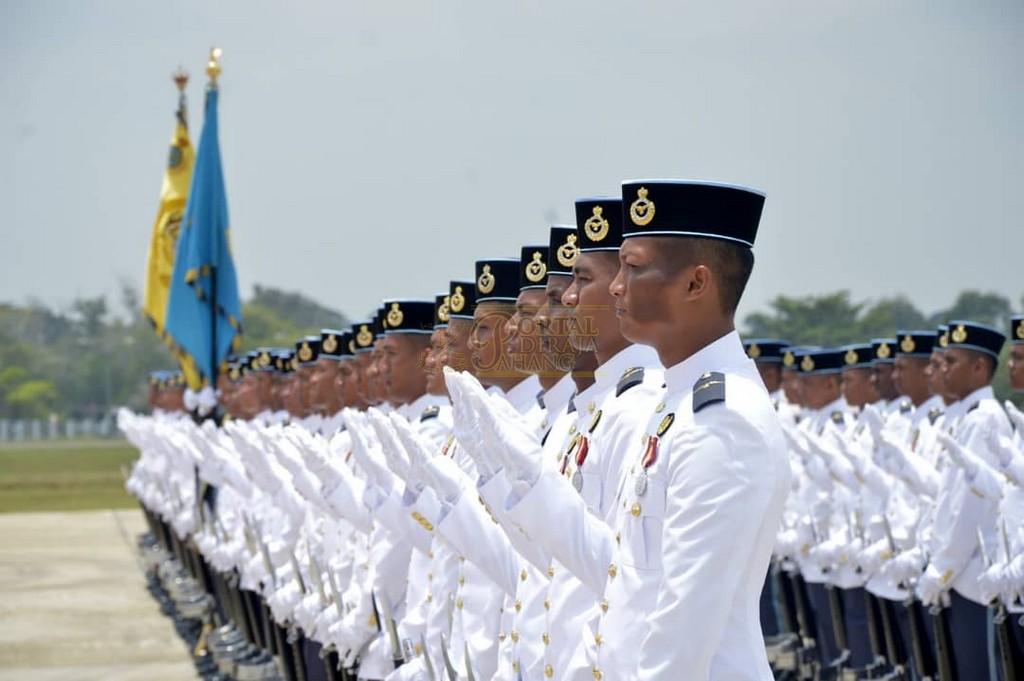 Keberangkatan Pulang Selepas Lawatan Ke Indonesia (25)