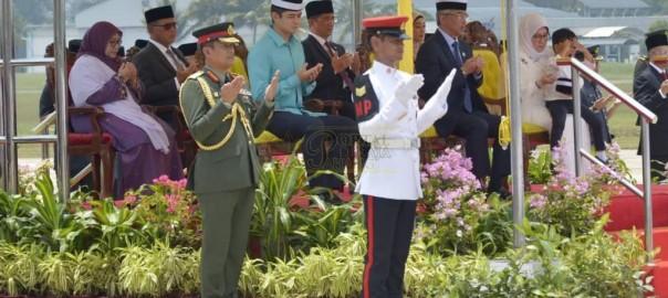 Keberangkatan Pulang Selepas Lawatan Ke Indonesia (26)