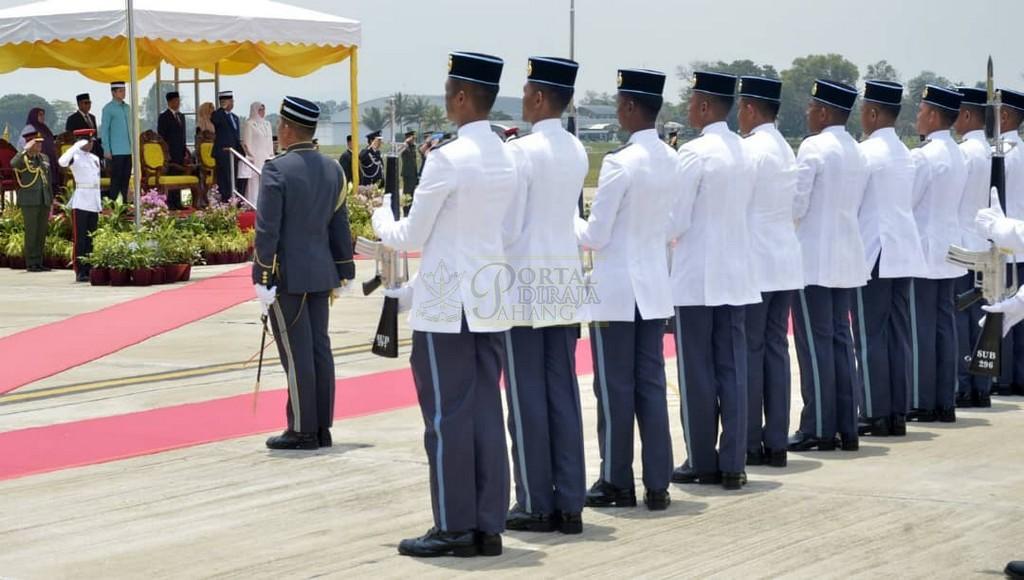 Keberangkatan Pulang Selepas Lawatan Ke Indonesia (28)