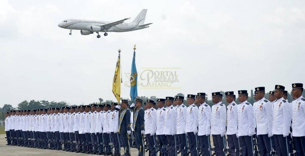 Keberangkatan Pulang Selepas Lawatan Ke Indonesia (3)