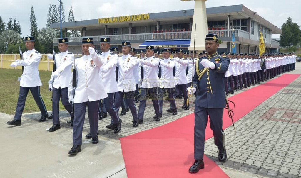 Keberangkatan Pulang Selepas Lawatan Ke Indonesia (4)