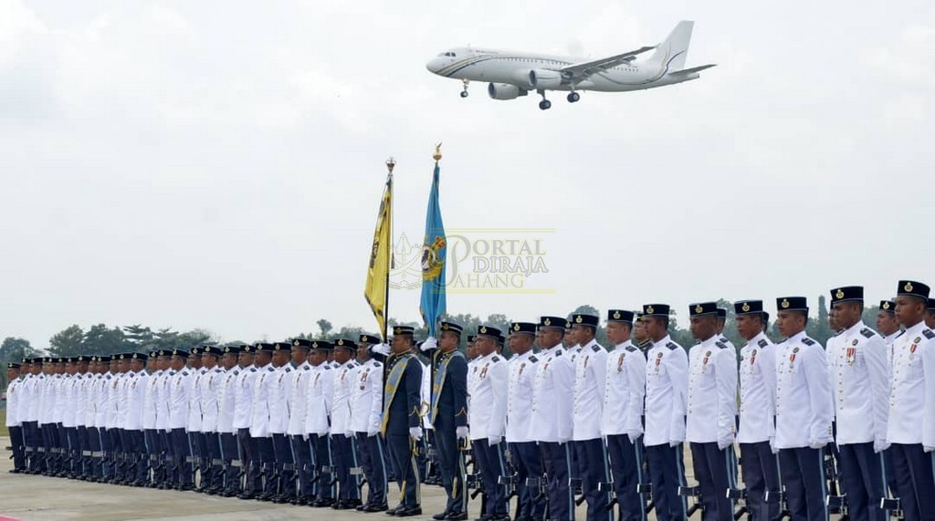 Keberangkatan Pulang Selepas Lawatan Ke Indonesia (6)