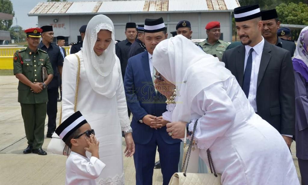 Keberangkatan Pulang Selepas Lawatan Ke Indonesia (7)
