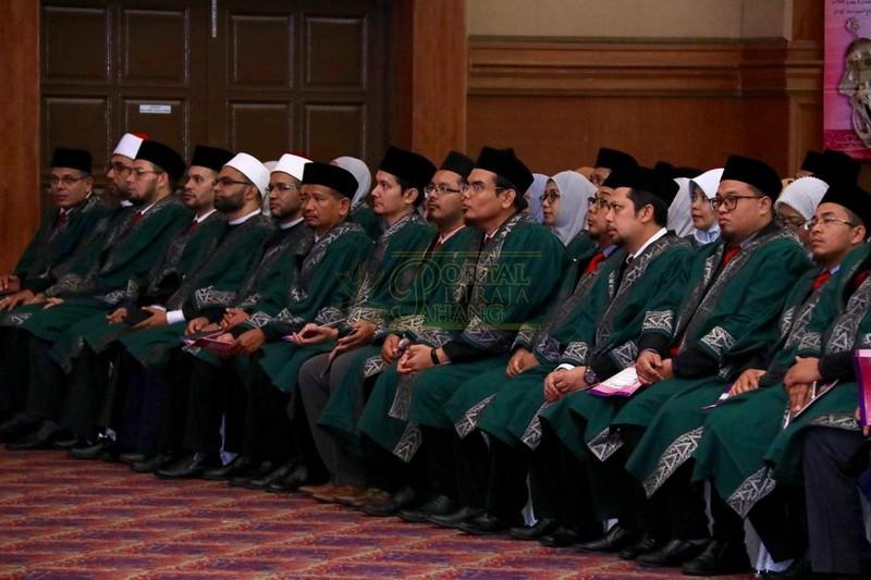 Majlis Konvokesyen KUIPSAS kali ke-18-1