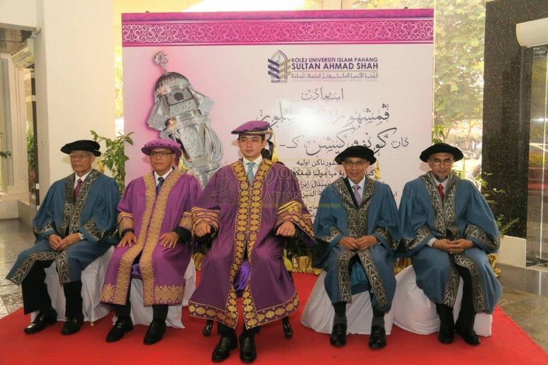 Majlis Konvokesyen KUIPSAS kali ke-18-10