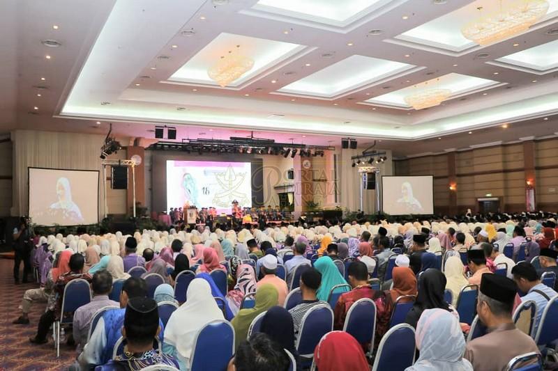 Majlis Konvokesyen KUIPSAS kali ke-18-28