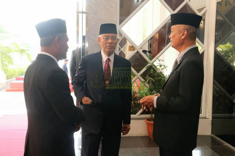 Majlis Konvokesyen KUIPSAS kali ke-18-29