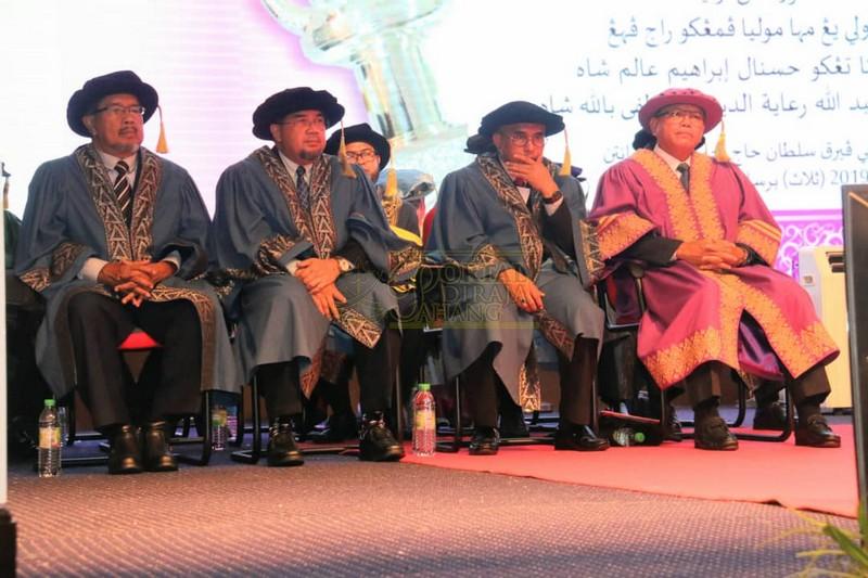 Majlis Konvokesyen KUIPSAS kali ke-18-38