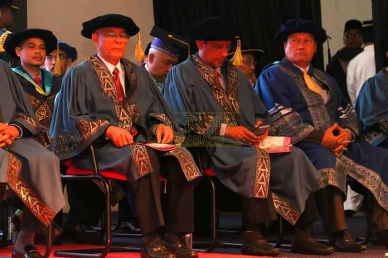 Majlis Konvokesyen KUIPSAS kali ke-18-4