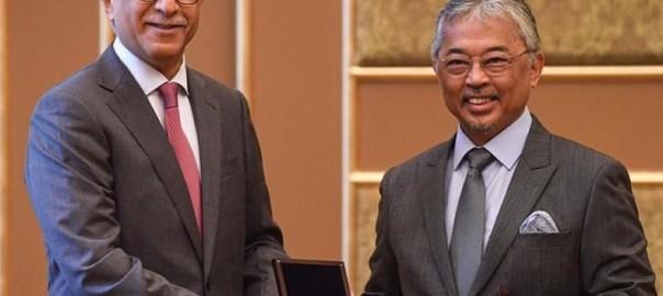 AFC Iktiraf Sumbangan KDYMM Seri Paduka Baginda-icon