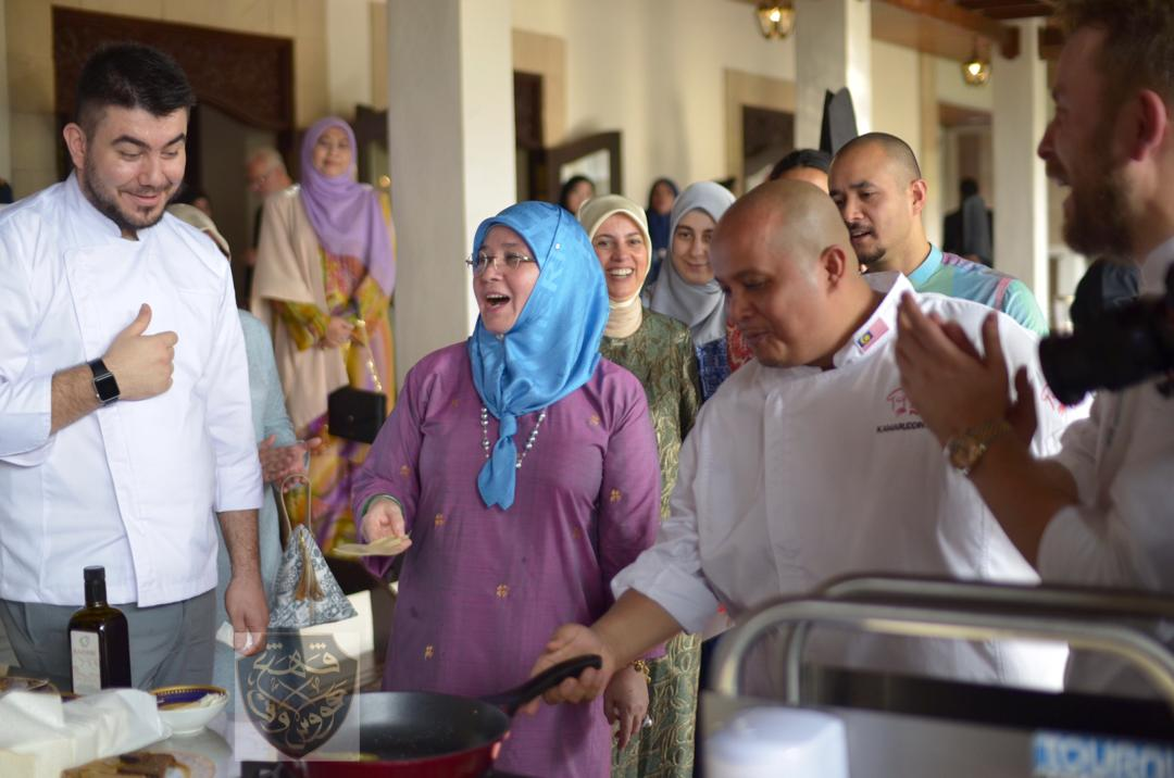 Kongsi Resepi Dengan Chef Tersohor Turki (1)