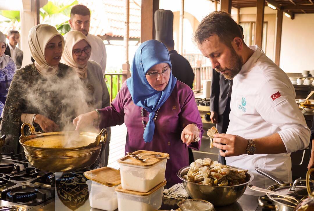 Kongsi Resepi Dengan Chef Tersohor Turki (2)