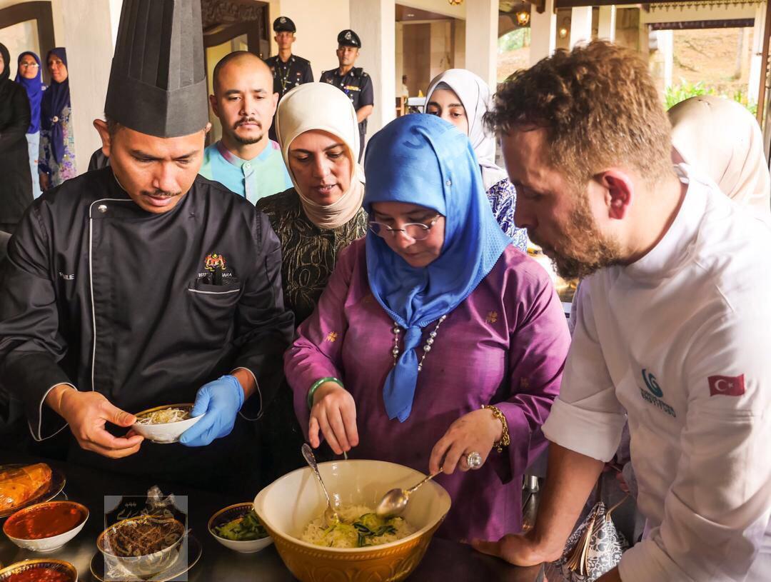 Kongsi Resepi Dengan Chef Tersohor Turki (3)