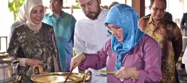 Kongsi Resepi Dengan Chef Tersohor Turki (4)