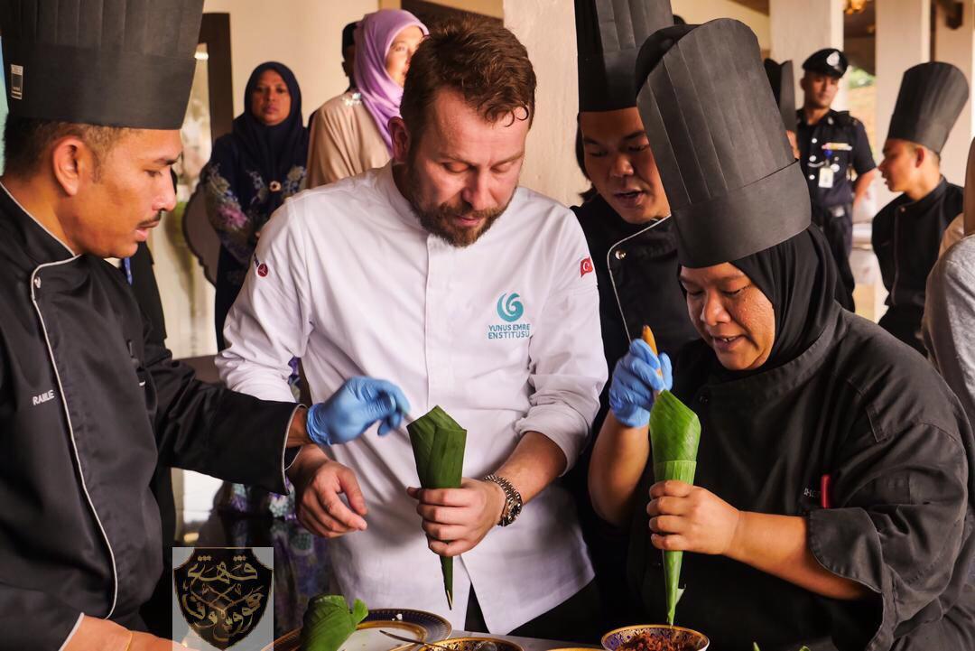 Kongsi Resepi Dengan Chef Tersohor Turki (6)