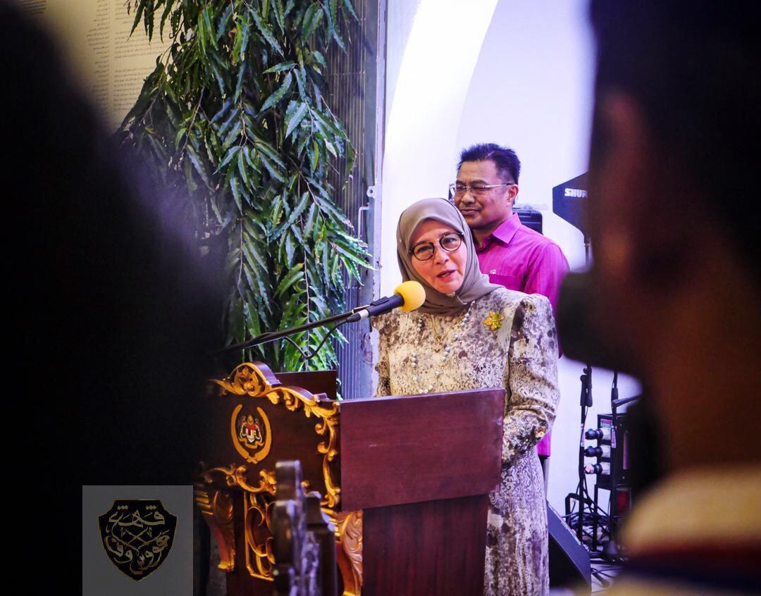 Perasmian Warisan Pahang (1)