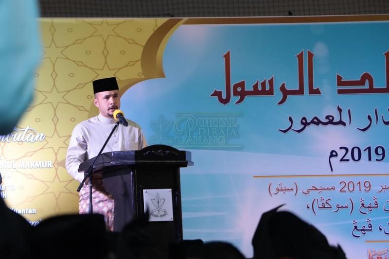 Sambutan Maulidur Rasul Peringkat Negeri Pahang (13)