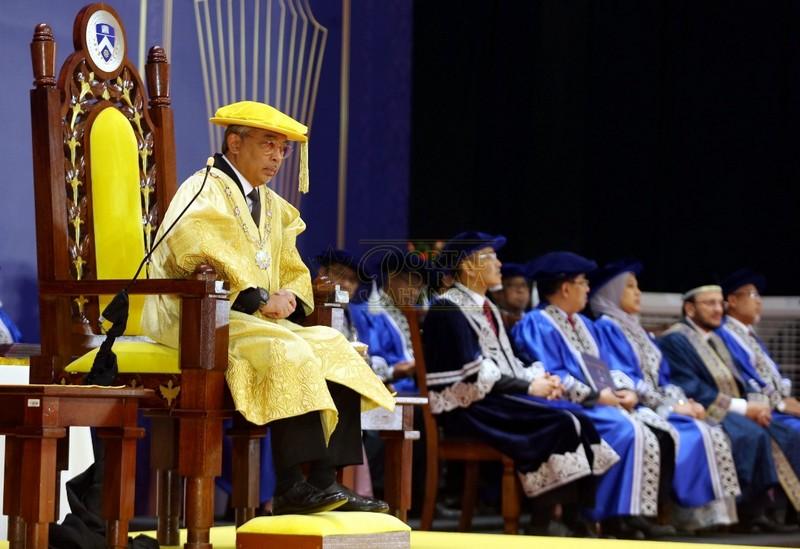 Majlis Konvokesyen keenam DRB (2)