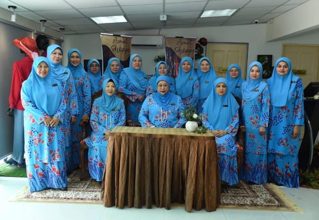 Majlis Perasmian Amal Shoppe BAKAT Udara (2)