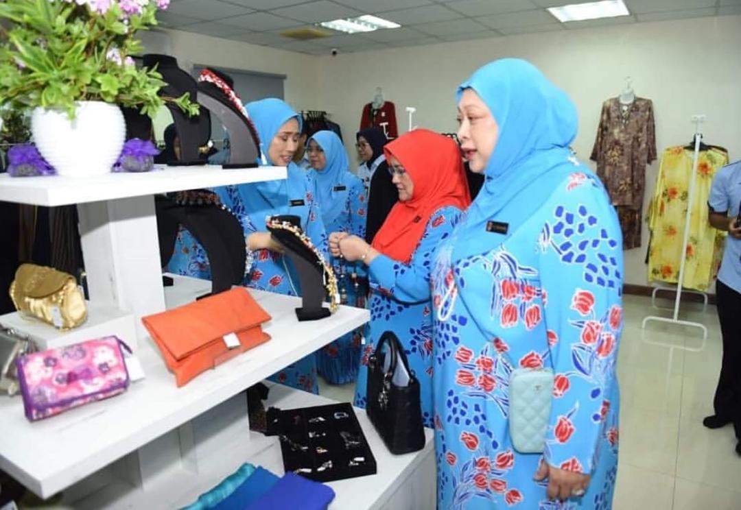 Majlis Perasmian Amal Shoppe BAKAT Udara (3)