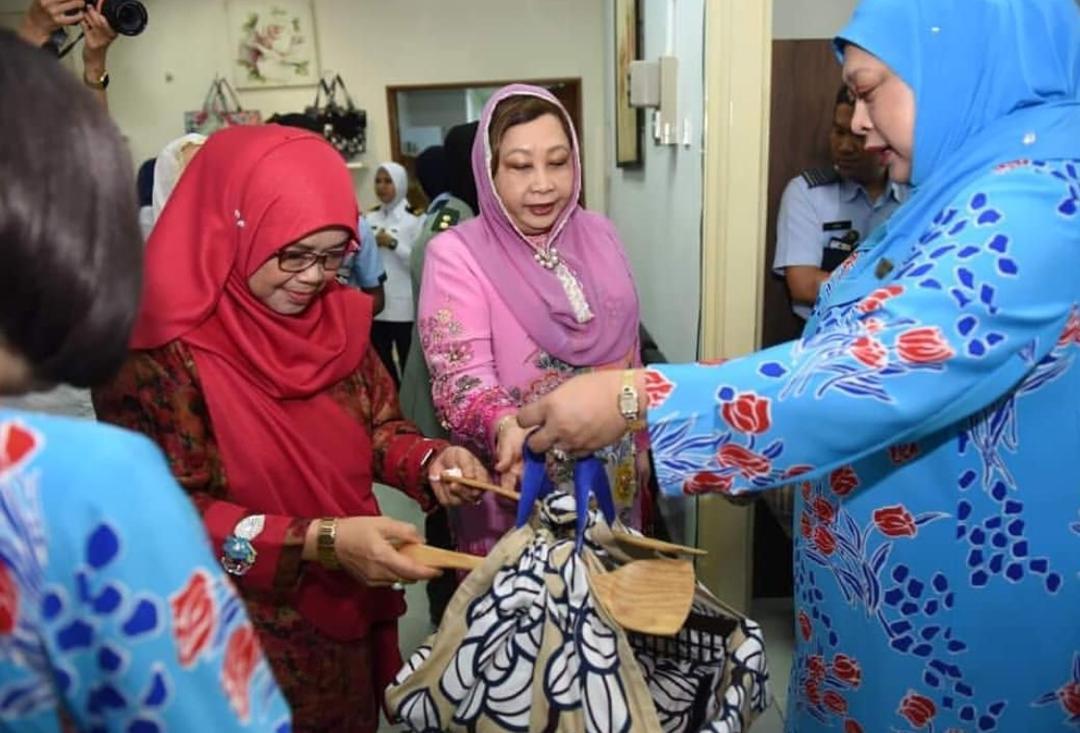 Majlis Perasmian Amal Shoppe BAKAT Udara (4)