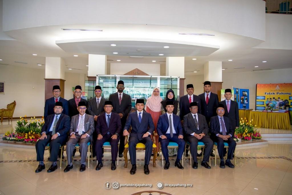 KDYMM Tengku Hassanal YDP MUIP-1