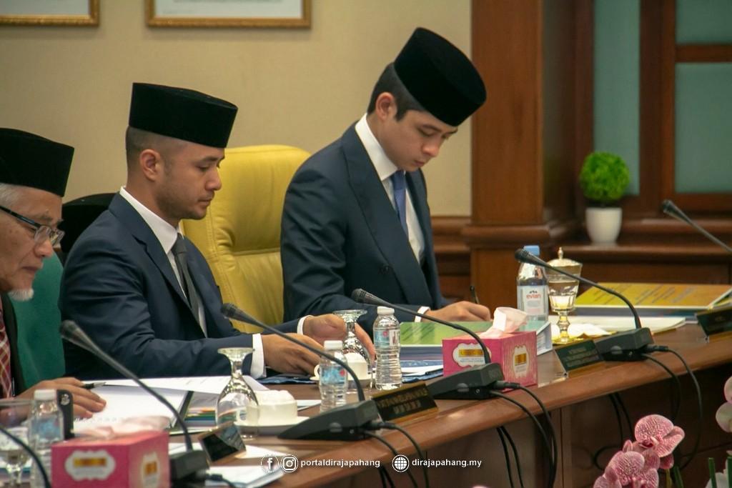 KDYMM Tengku Hassanal YDP MUIP-10