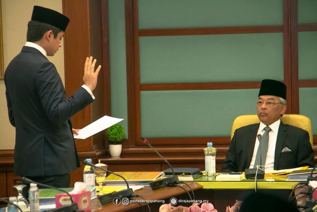 KDYMM Tengku Hassanal YDP MUIP-11