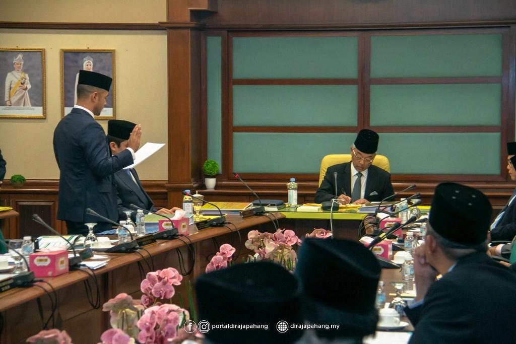 KDYMM Tengku Hassanal YDP MUIP-12